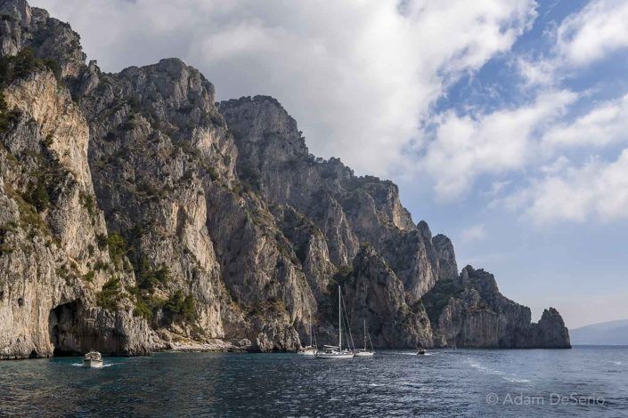 Capri Cliffs