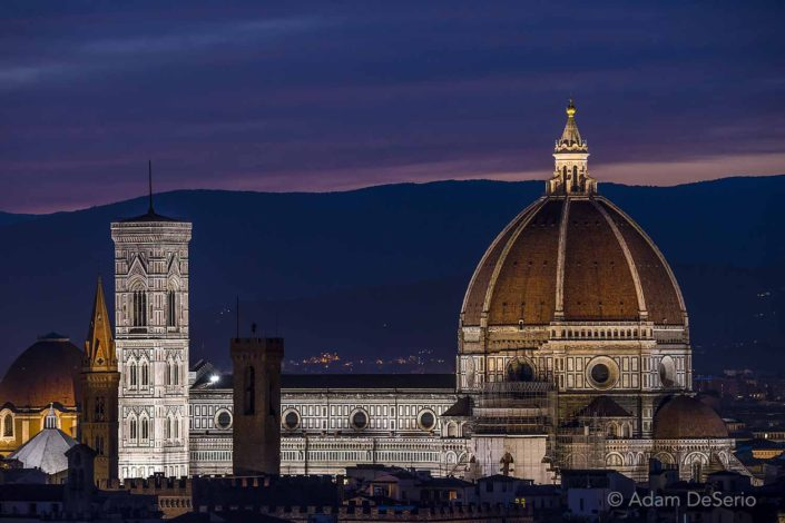 Duomo After Dark