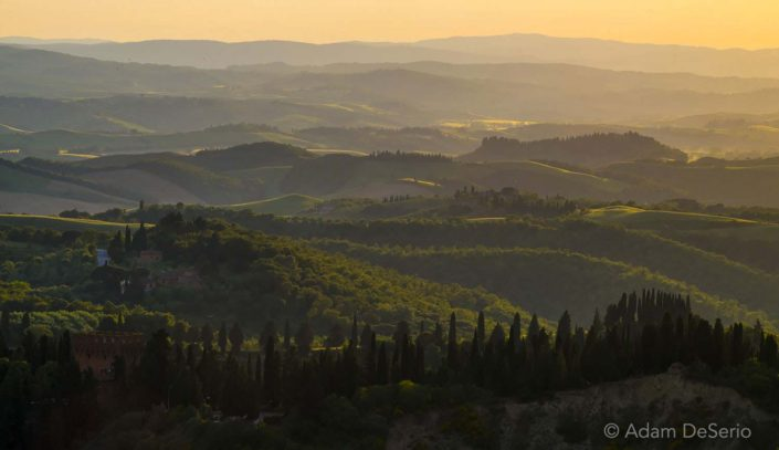 Layers Of Tuscany