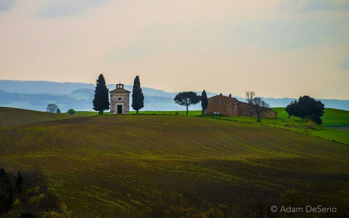Little Church, Tuscany