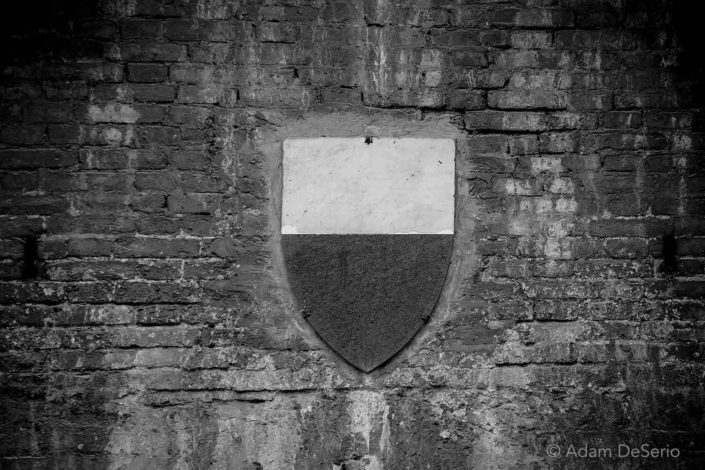 Shield Of Siena, Italy