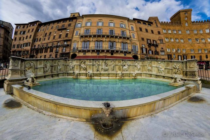 Siena Bathing, Italy